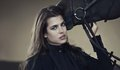 شارلٹ Casiraghi as the new face of Gucci