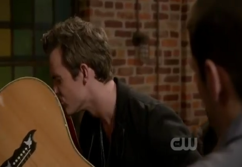 "Chris Keller and Haley James ""the pornstar"" haha"