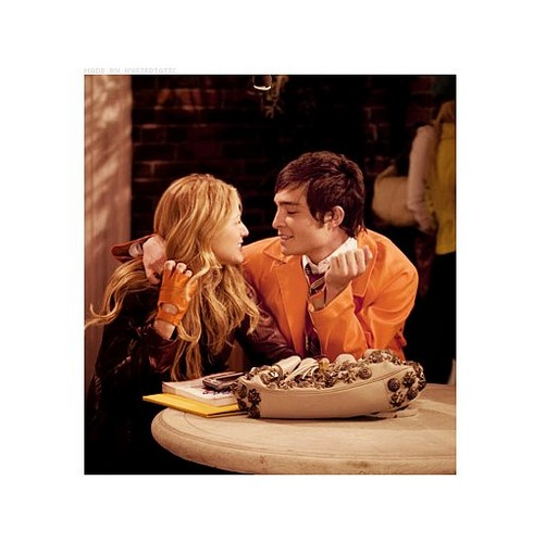 Chuck and Serena