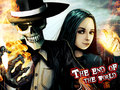Combat accessory - skulduggery-pleasant wallpaper