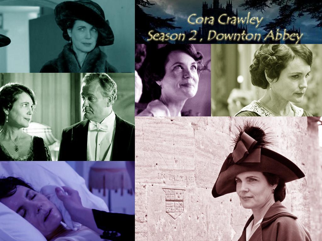 Cora in season two.