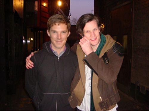 Cumberbatch and Smith