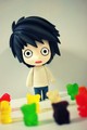 Cute Death Note nendoroids