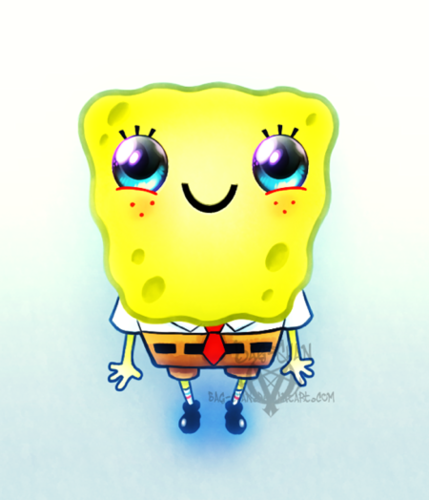 Cute SpongeBob