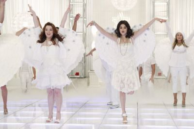 Dancing with anges