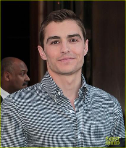 Dave Franco: Nearly Nude for Parody PSA