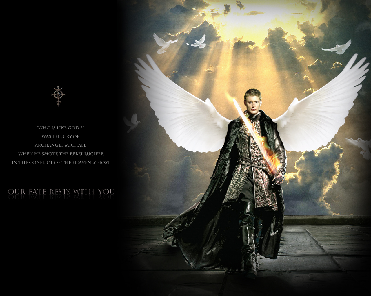 Archangel Michael Supernatural