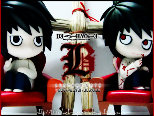 Death Note nedooroids/chibi fan art  - death-note-nendoroid-s Fan Art