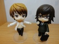Death Note nendoroids - death-note-nendoroid-s photo