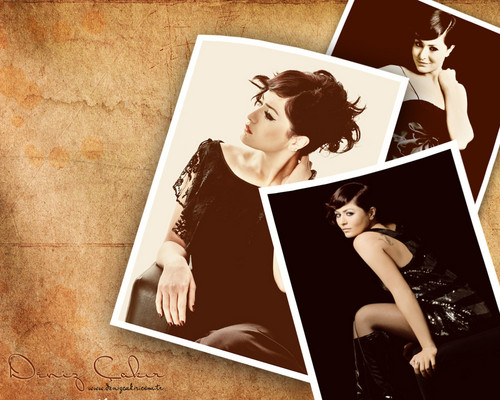 Deniz Çakır - turkish-actors-and-actresses Wallpaper