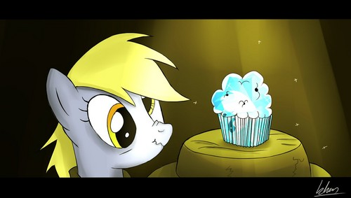 Derpy Hooves and the Quest for the Saphire muffin