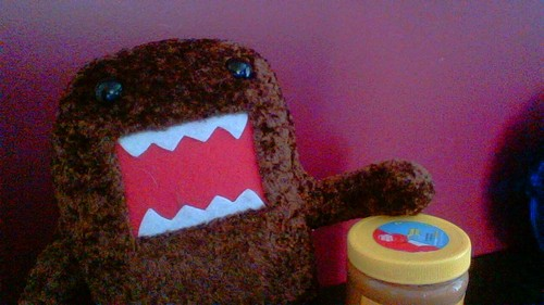 Domo I can open it...  - domo-kun Photo