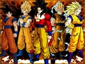 Dragon Ball Z - bardock-and-king-vegeta wallpaper