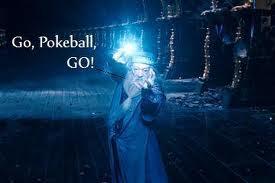 Dumbledore&pokemon