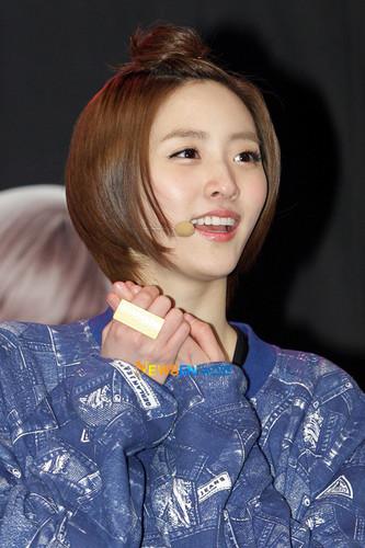 EXID (이엑스아이디) 바탕화면 titled Haeryung