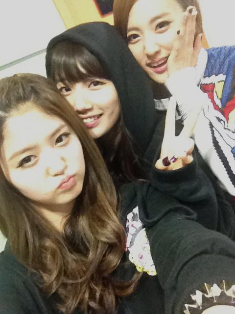 Junghwa, Suzy, Haeryung