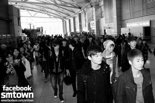 EXO China Showcase Behind Cut