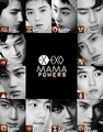 "EXO ""MAMA"" Powers - exo-k fan art"