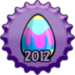 Easter 2012 Cap - fanpop icon