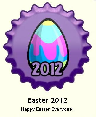 Easter 2012 ٹوپی