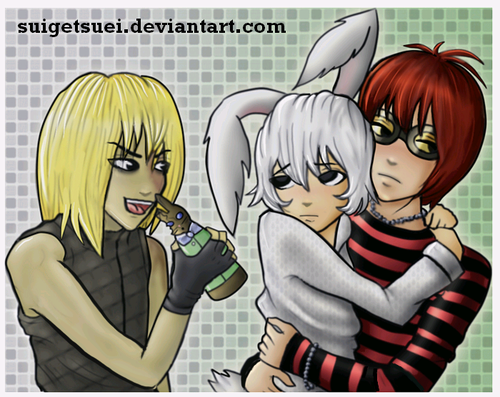 Easter - death-note Photo