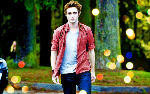 Edward New Moon- fan Art