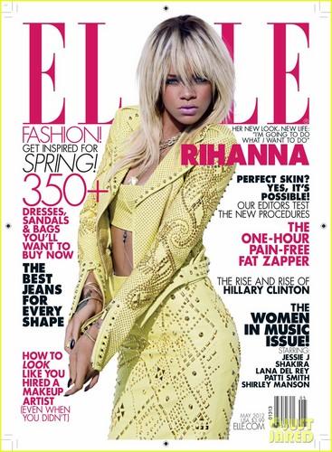 Elle - May 2012