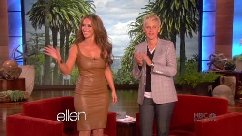 Ellen DeGeneres [5 April 2012]