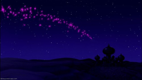 disney crossover wallpaper entitled Empty Backdrop from Aladdin