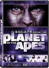 Escape The Planet Of The Apes