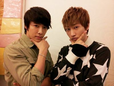 슈퍼주니어 바탕화면 probably with a green 베레모, 베 레모 and a portrait called Eunhae<3