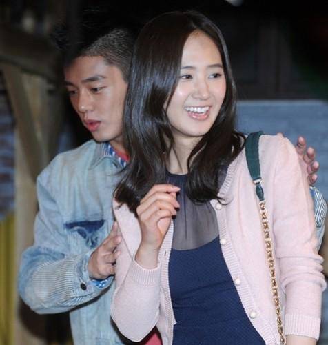 Yoo Ah-In & Yuri