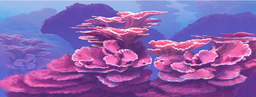 Fairytopia Places concept art da Walter Martishus