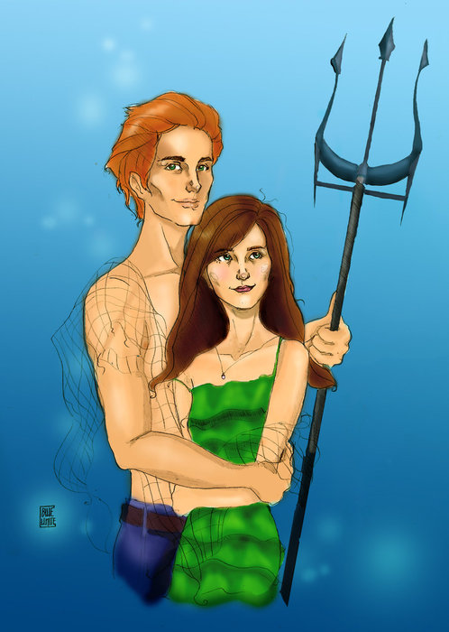 Finnick & Annie
