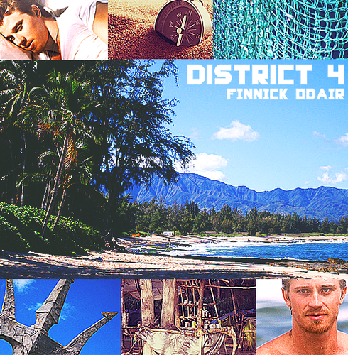 Finnick/District 4