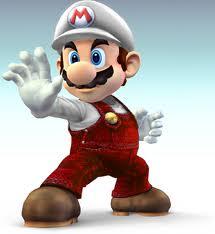 불, 화재 Mario