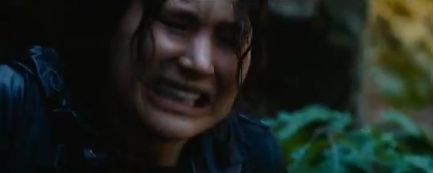 Forest Fire Scene - katniss-everdeen Screencap