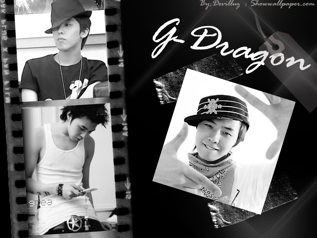 Dragon  GDragon Wallpaper 30310370  Fanpop