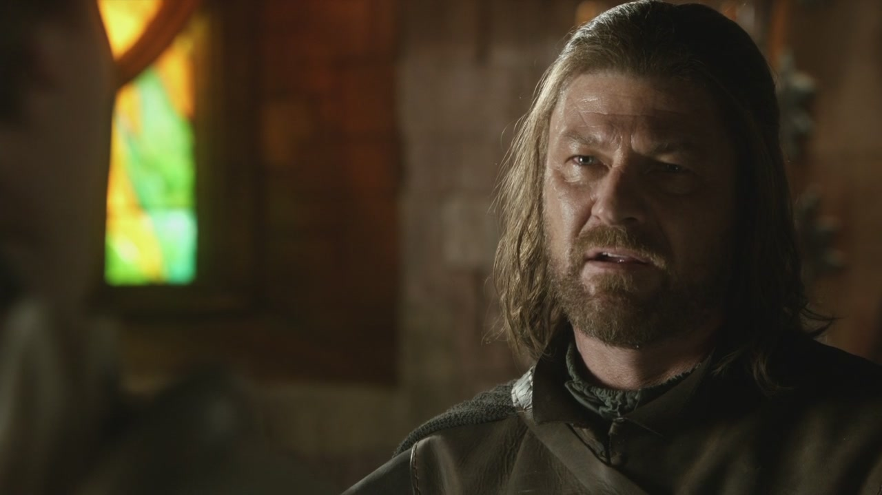Game Of Thrones 1x03 Lord Snow Sean Bean Image 30351954