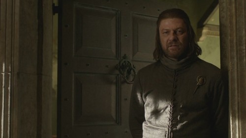 Game of Thrones 1x03 Lord Snow - sean-bean Screencap