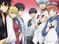 Gintama Cross-Over x3