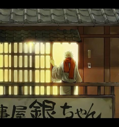 Gintoki Sakata <3