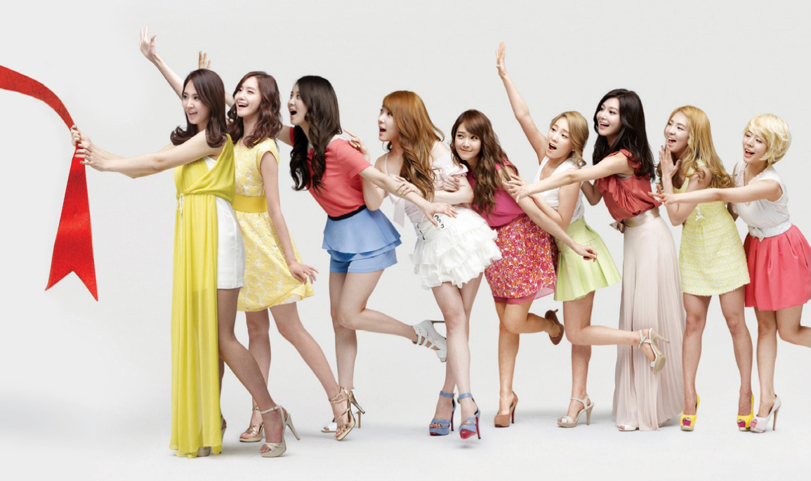 girls generation Girls' generation (also known under the names snsd or so nyeo shi dae) is an active nine-member girl group formed by sm entertainment in 2007.