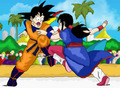 Goku from Dragon Ball Z,GT,and Kai - mario-and-goku photo