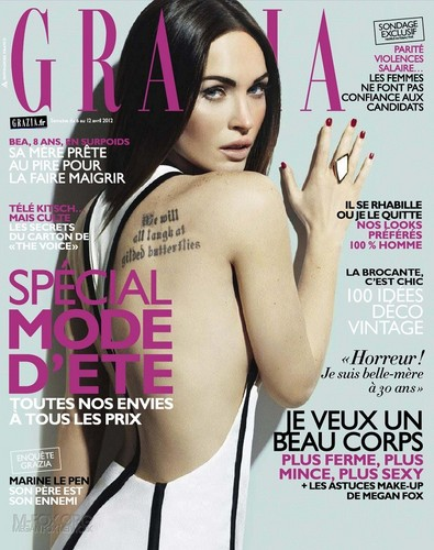 Grazia - April Issue