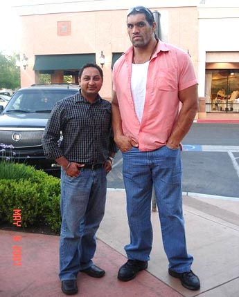 Great Khali 2012 - the-great-khali Fan Art