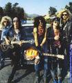Guns N' Roses  - 80s-music photo