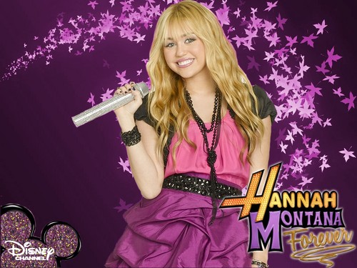 Hannah Montana Wallpaper by Meghsie