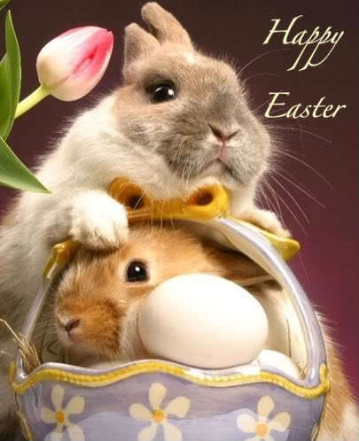Happy Easter Berni