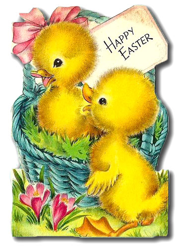 Happy Easter, dear Friend!